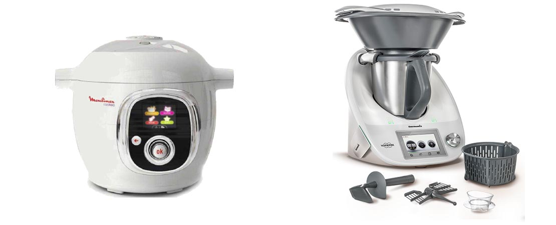 Cookeo ou Thermomix ?